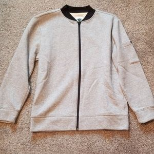 BOY'S ZIPPER SWEATSHIRT